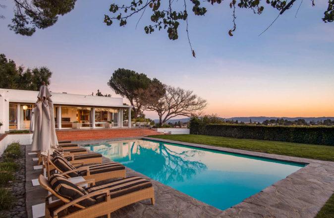 Frank Sinatra Home Byrdview Estate LA