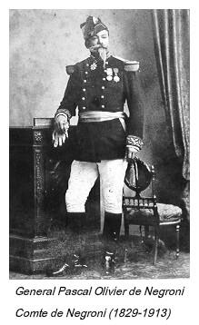 General Pascal Olivier Count de Negroni