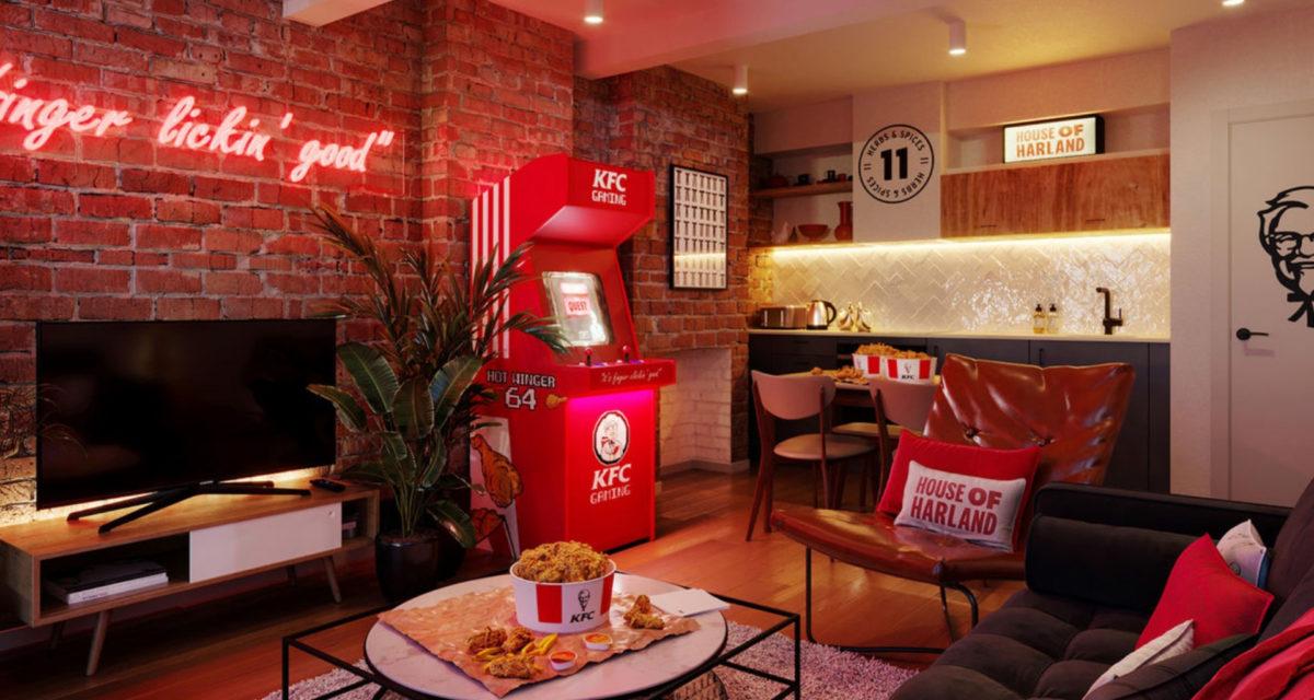 House of Harland KFC Hotel Suite UK