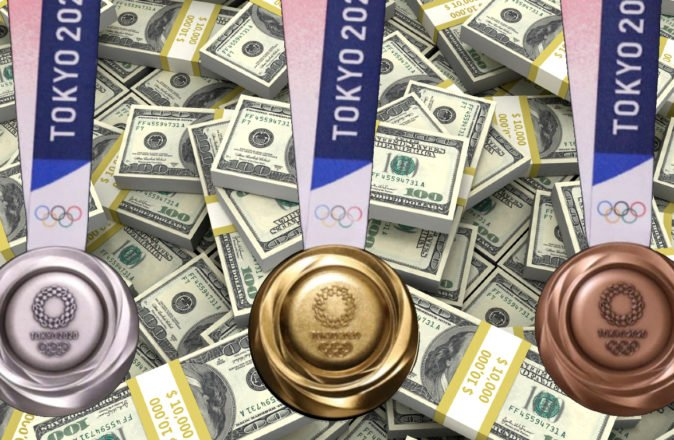 How Much Do Olympians Get Paid Gold Silver Bronze Prize Money