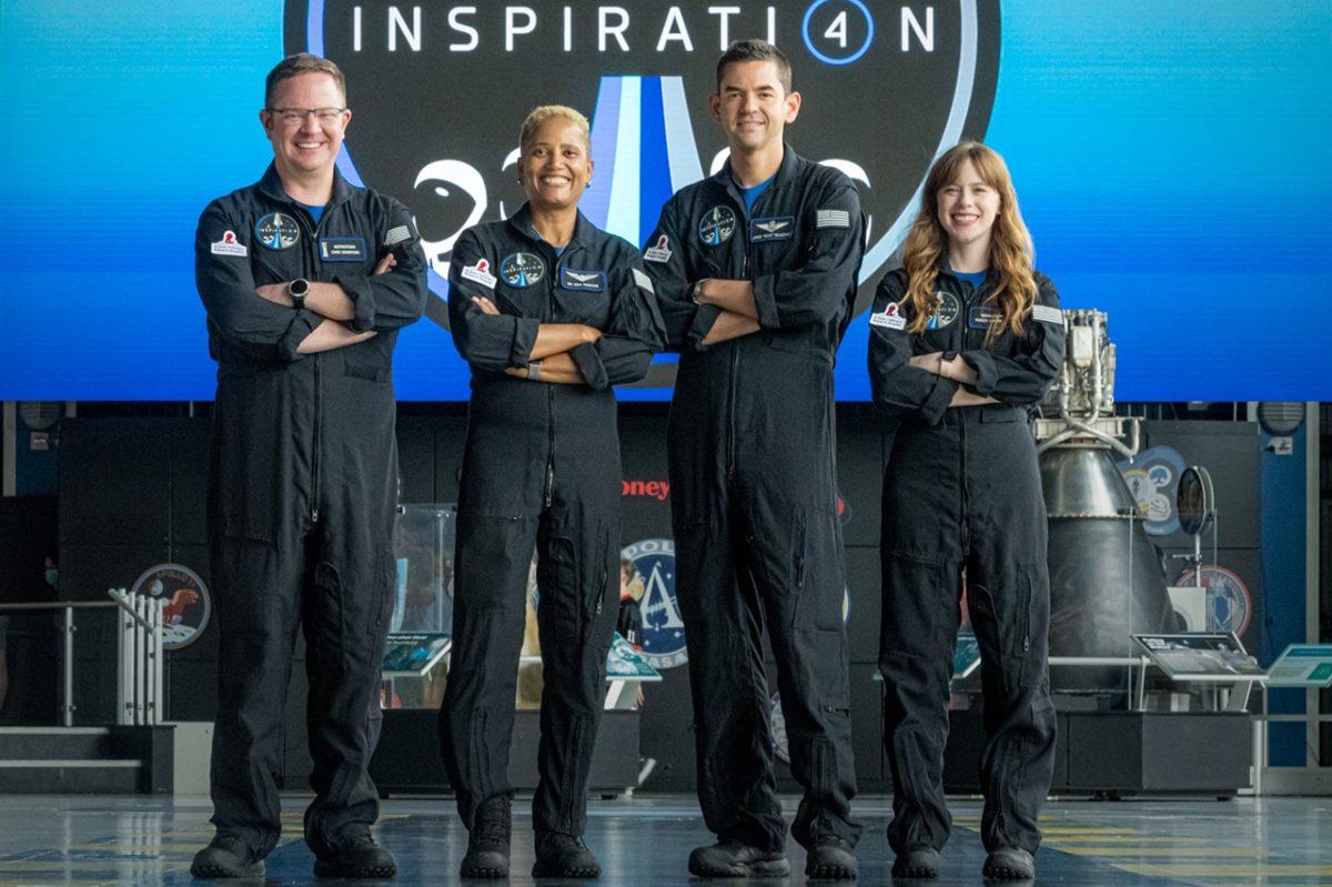 IWC Pilots Watch Chronograph Edition Inspiration4 1