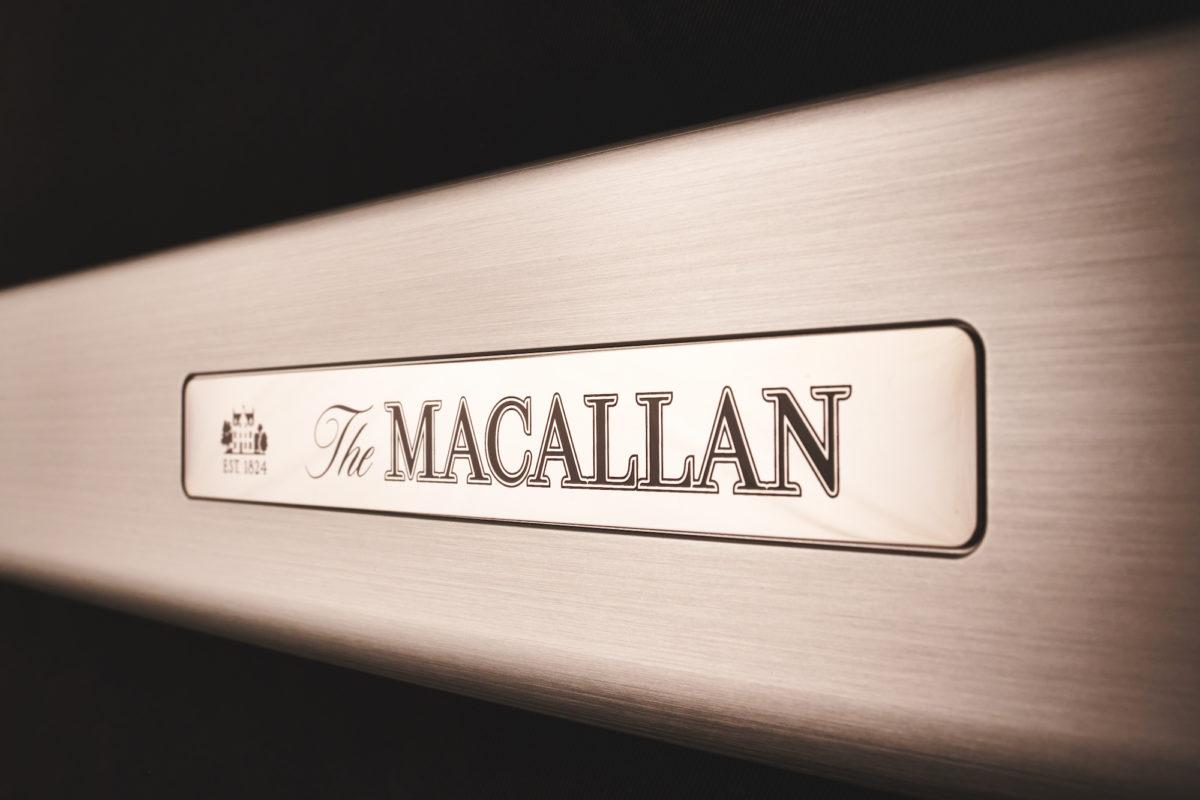Imagery Macallan x Bentley Macallan Treadplate