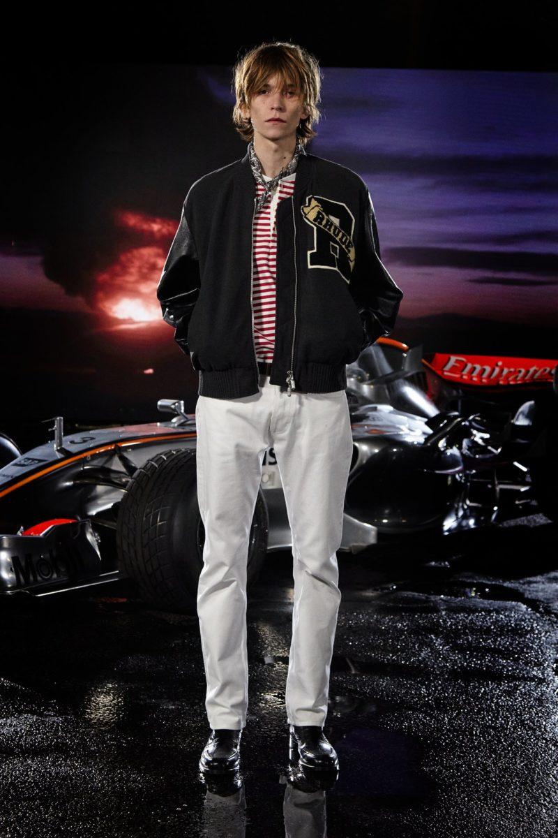 Rhude McLaren collection