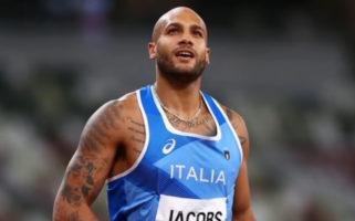 Lamont Marcell Jacobs 2021 tokyo olympics 100m sprint gold medallist
