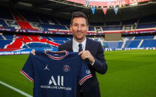 Lionel Messi PSG Contract 1
