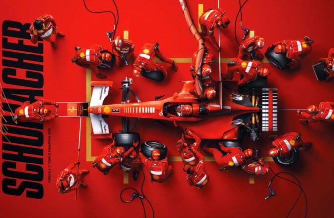 Michael Schumacher Netflix Documentary Formula 1