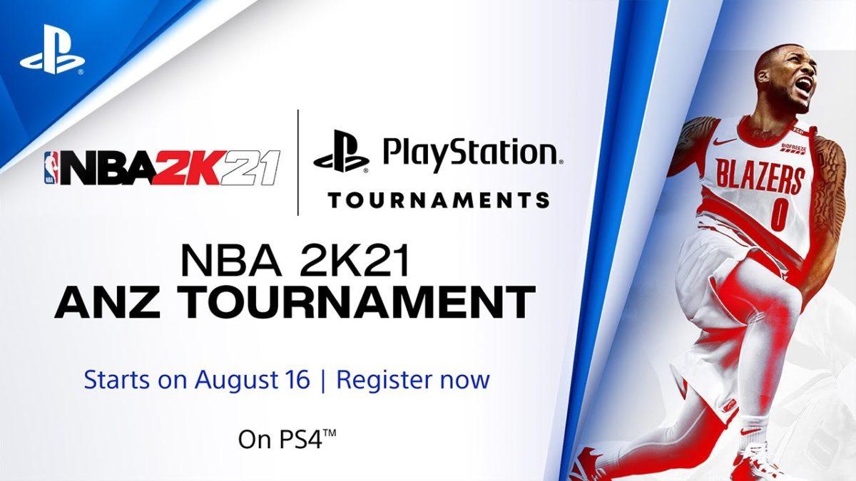 NBA 2K21 ANZ Tournament