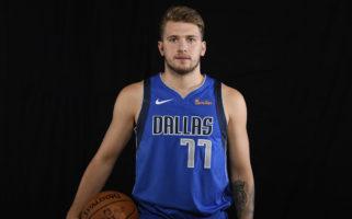 NBA Dallas Mavericks Luka Doncic Contract Extension Five Year