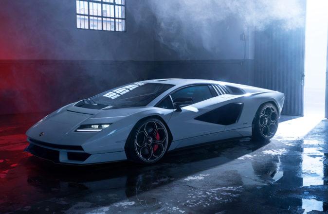 New Lamborghini Countach LP1 800 4 2022