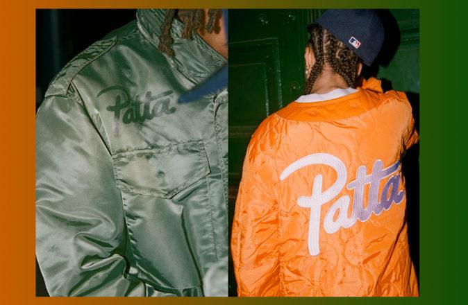 Patta Alpha Industries jacket 10