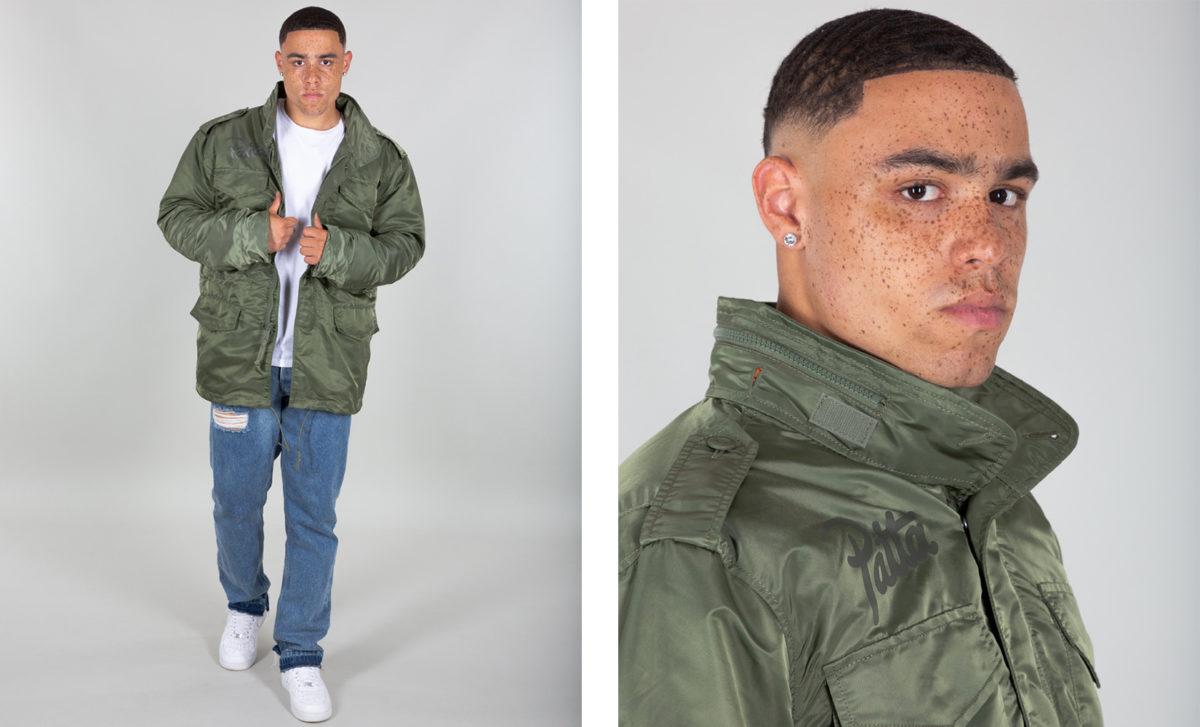 Patta Alpha Industries jacket8