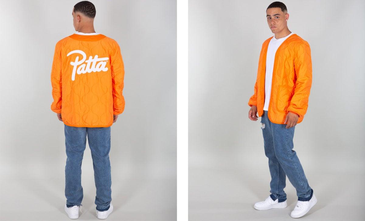 Patta Alpha Industries jacket9