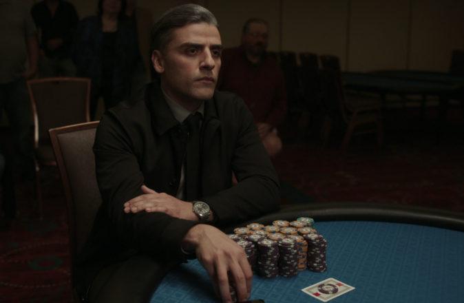 Paul Schrader Oscar Isaac The Card Counter