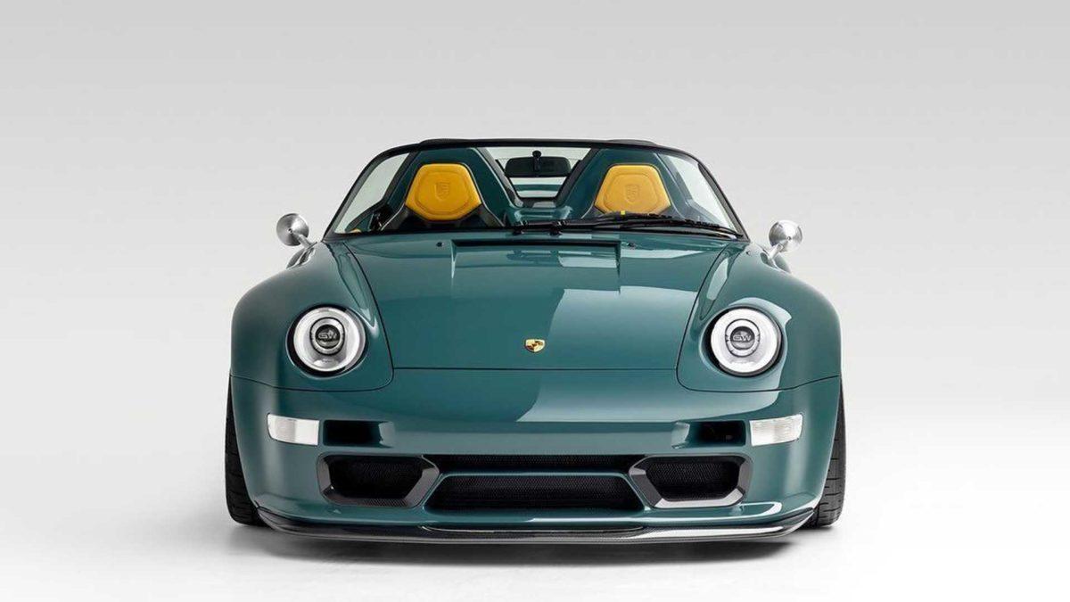 Porsche 911 993 Speedster Remastered
