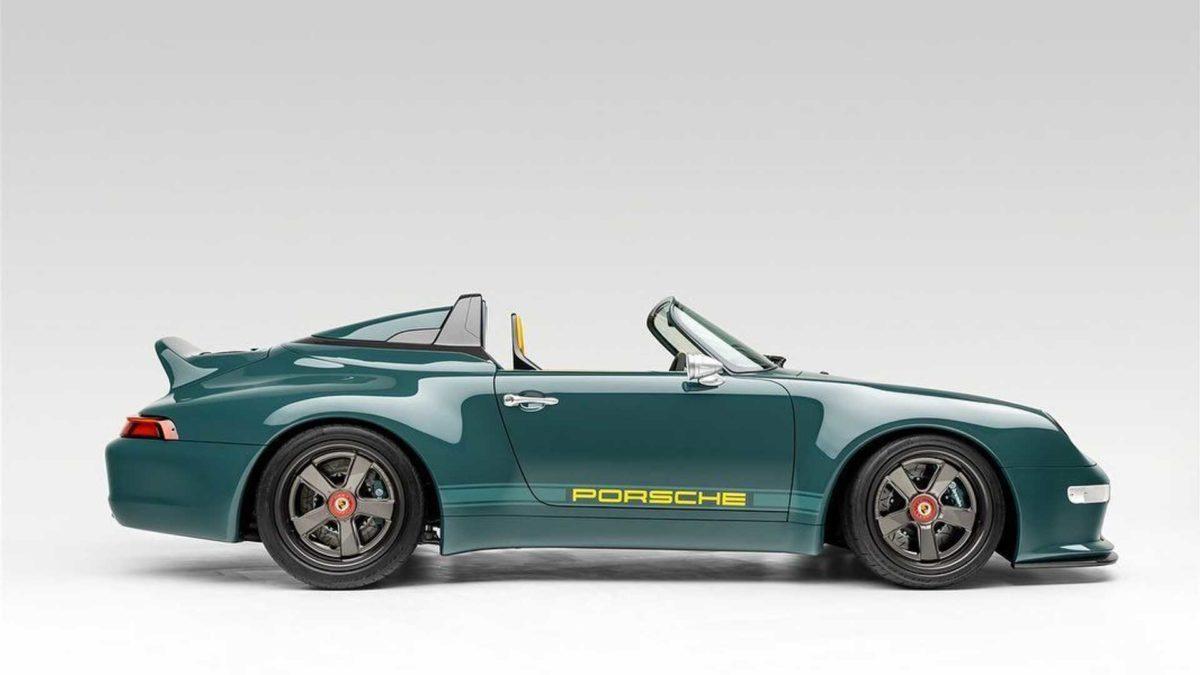 Porsche 911 993 Speedster Remastered1
