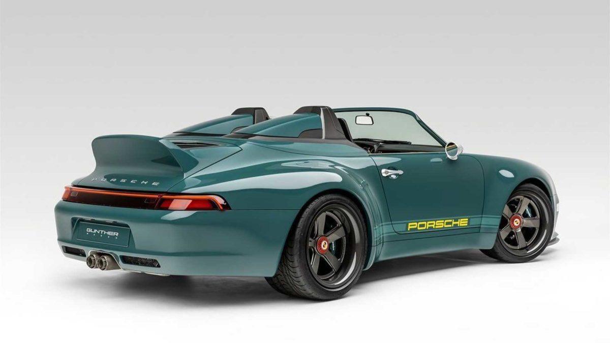 Porsche 911 993 Speedster Remastered2