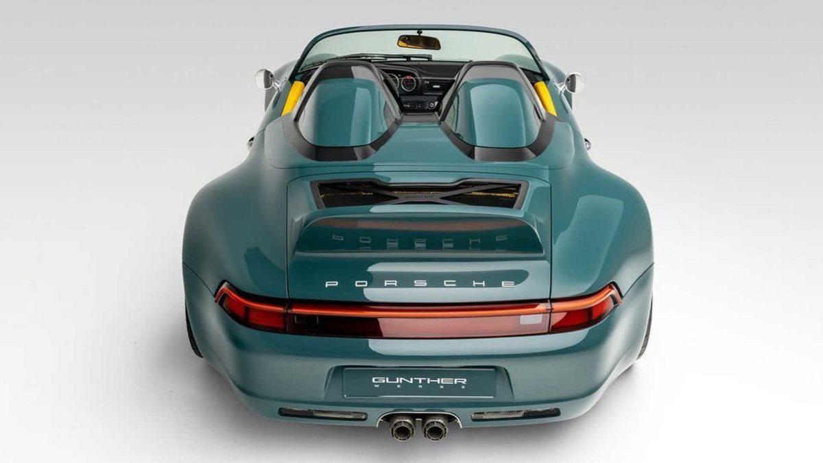Porsche 911 993 Speedster Remastered3