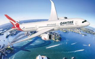 Qantas International Flights Christmas December 2021