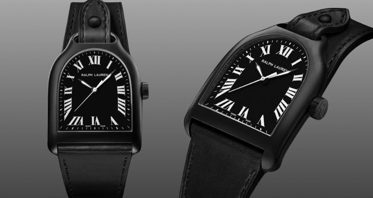 Ralph Lauren Stirrup Watch