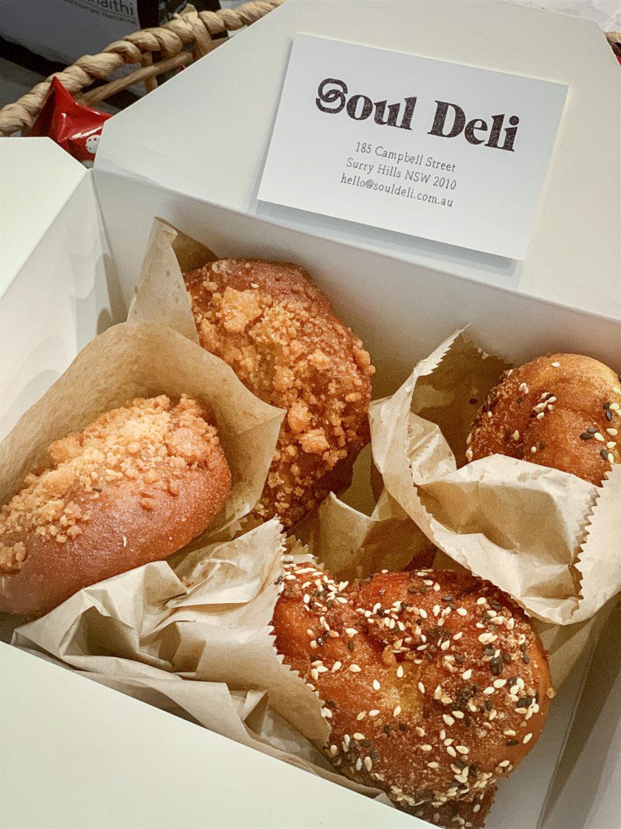 SOUL Deli Korean Donuts 1