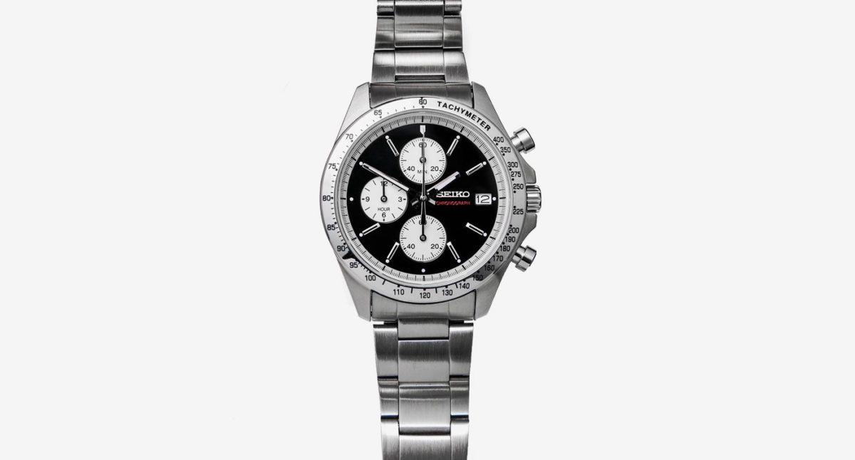Seiko nano universe szsj005 chronograph watch 01