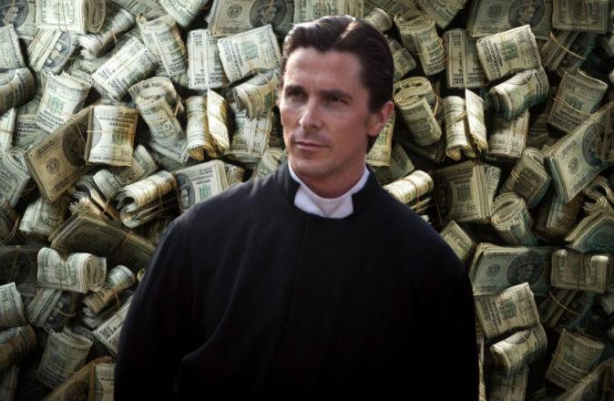 The Church Of Living Dangerously Christian Bale Pastor Drug Smuggler John Lee Bishop Vanity Fair 1