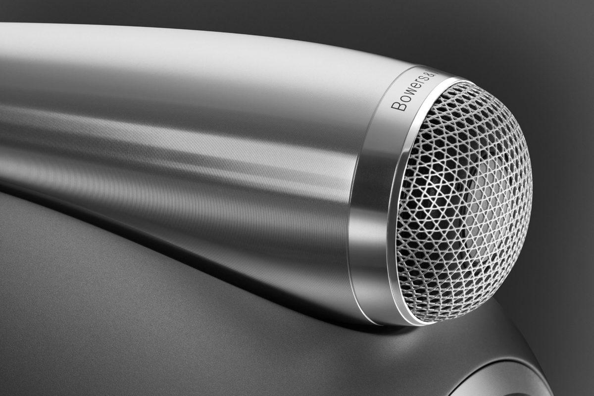 Bowers & Wilkins D4 speakers