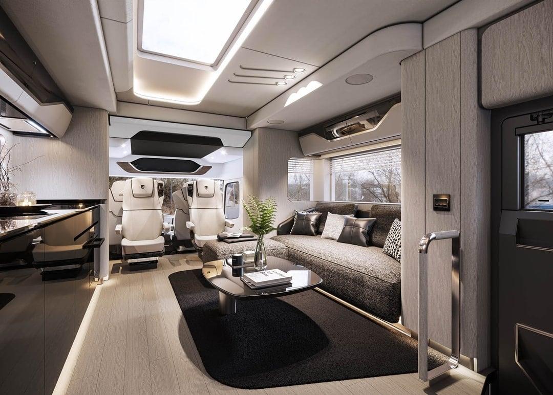 Dembell Land Yacht Motorhome RV