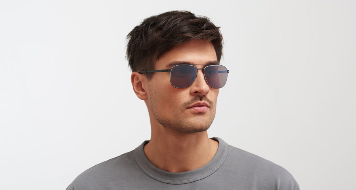 Mykita is one of the best sunglasses brands for men