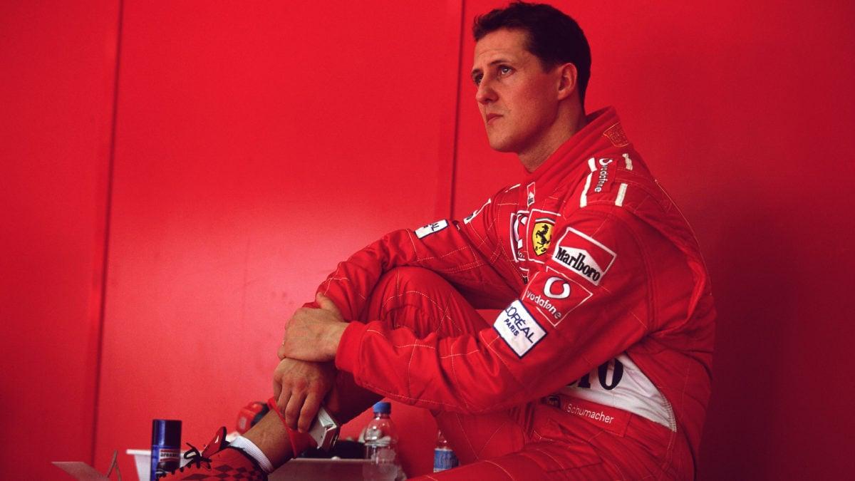 Netflix Michael Schumacher Documentary Has A First Trailer - Boss Hunting