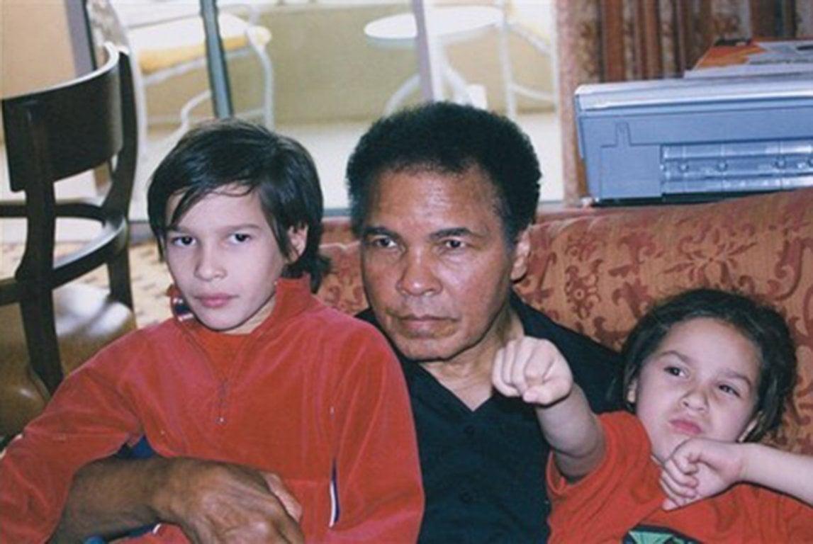 nico ali walsh muhammad ali grandson