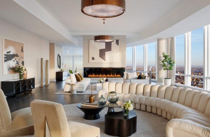 penthouse 35 Hudson Yards