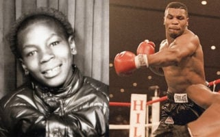 12 Year Old Mike Tyson Fight Kids Own Age Their Fathers 1