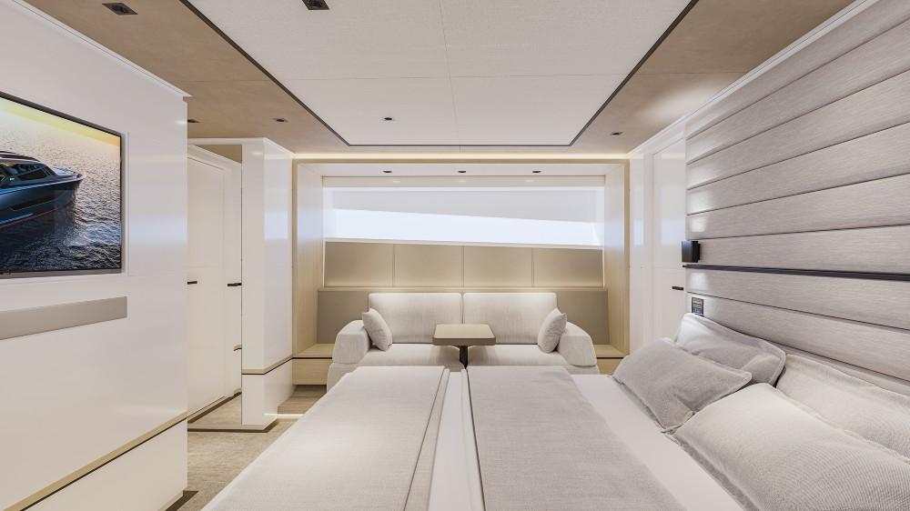Tom Brady 77-foot yacht