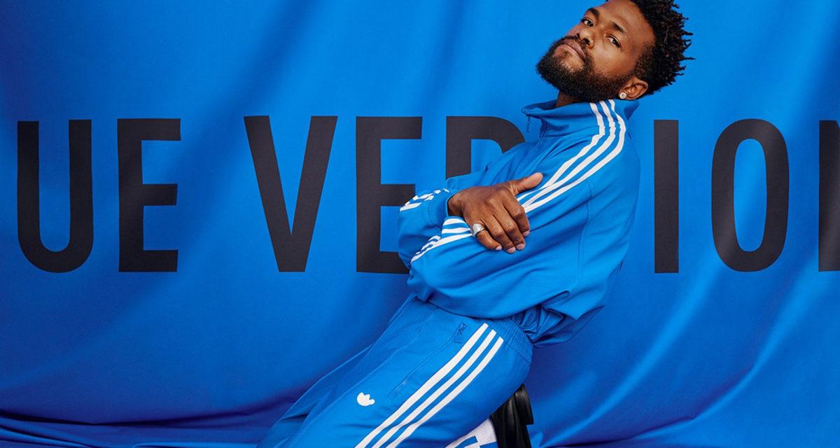 Adidas Originals Blue Version1