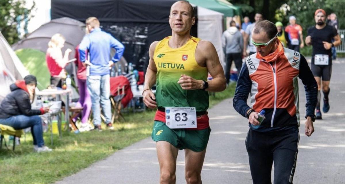Aleksandr Sania Sorokin New World Record Running 309.4KM 24 Hours