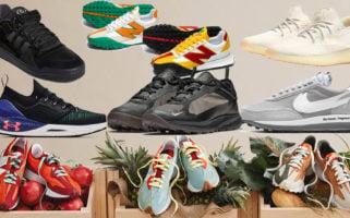 Best Sneaker Releases August 2021