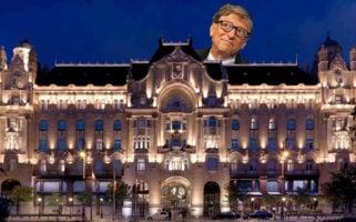 Bill Gates Four Season Hotel Resorts