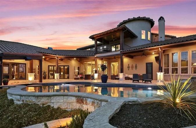 Prescott mansion nfl