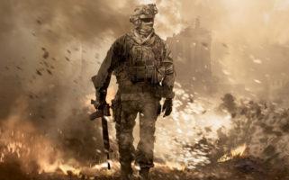 Call Of Duty Modern Warfare 2 remake 2022 infinity ward