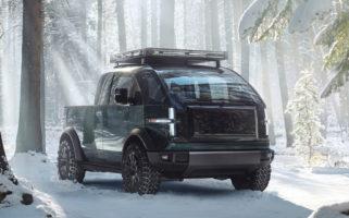 Canoo Pickup Truck 1