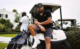 Drake Nocta Nike Golf