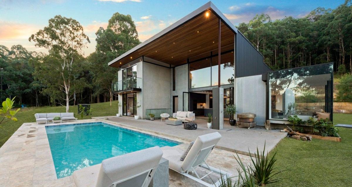 Elemental House 1150 Dooralong Road NSW