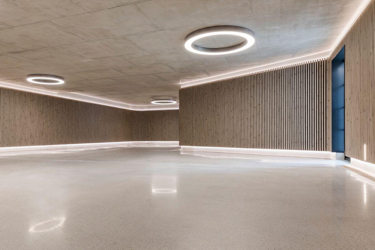 Gallery of Garage by Kenstrom Design Featuring Covet Ever Art Wood Local Australian Architecture Design Sydney NSW Image 29 - Inside Sydney's Most Beautiful Underground Garage