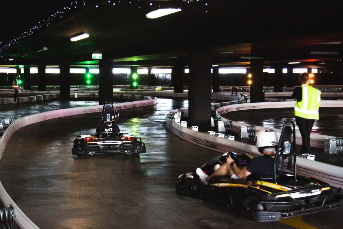 Hyper Karting Sydney Moore Park Endurance Workout Essential Exercise 1
