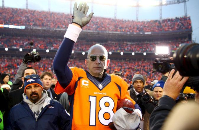 Jeff Bezos Denver Broncos NFL