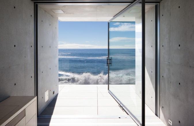 Kanye West Malibu Beach House Tadao Ando