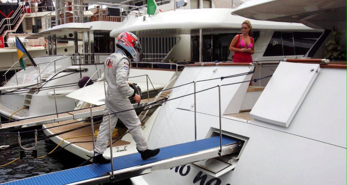 Kimi Raikkonen Retirement F1