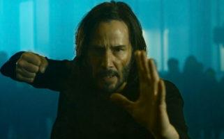 Matrix 4 Resurrections Teaser Trailer
