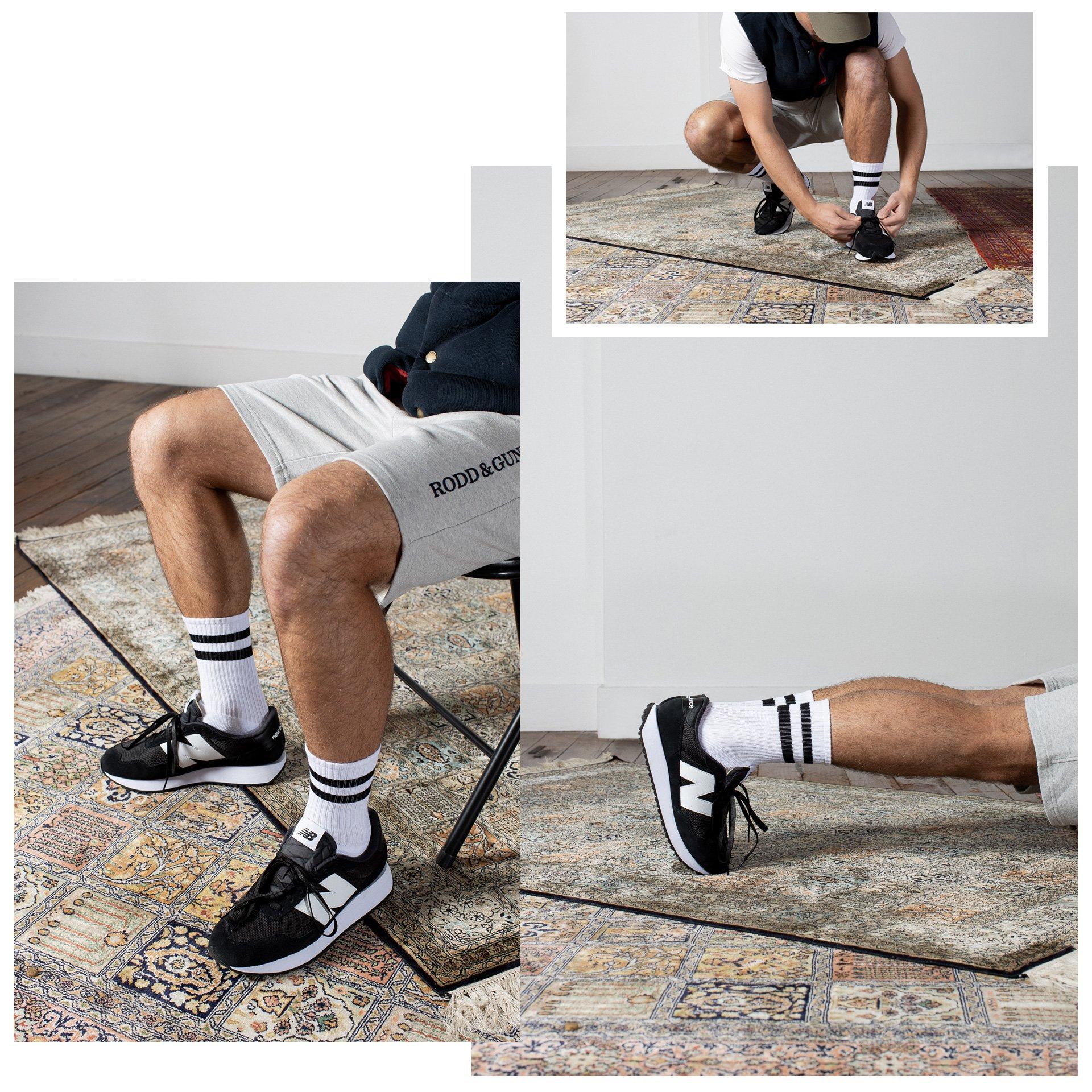 New Balance 237 How To Style Sweats MOCK BORDER